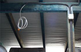 Instalacje elektryczne w peszlu