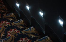 Montaż osprzetu LED